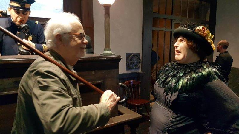 Sortie Musée Chaplin - 19 mai 2019