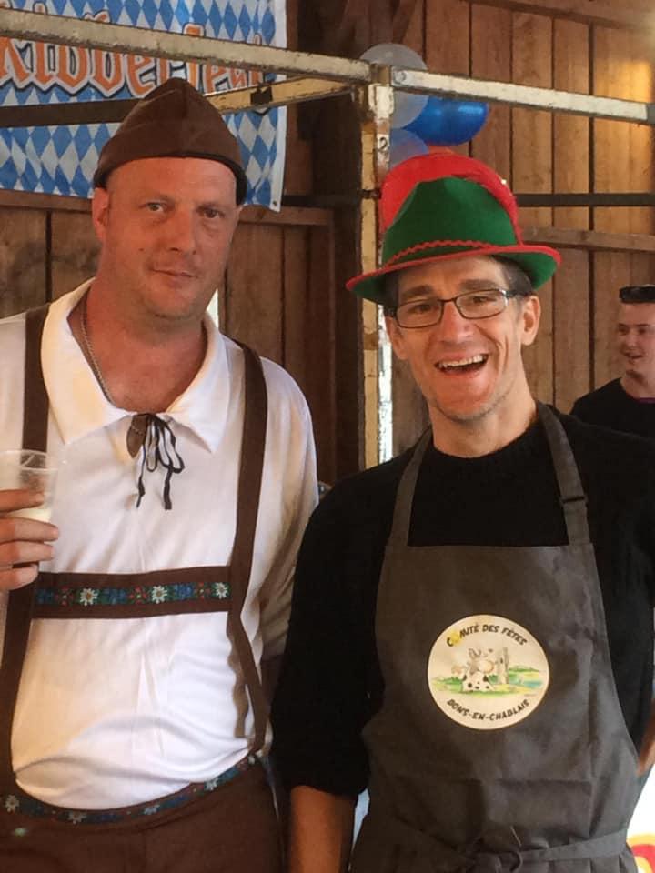 Fête de la Bière - 12 octobre 2019 - Comité des Fêtes de Brenthonne et de Bons-en-Chablais