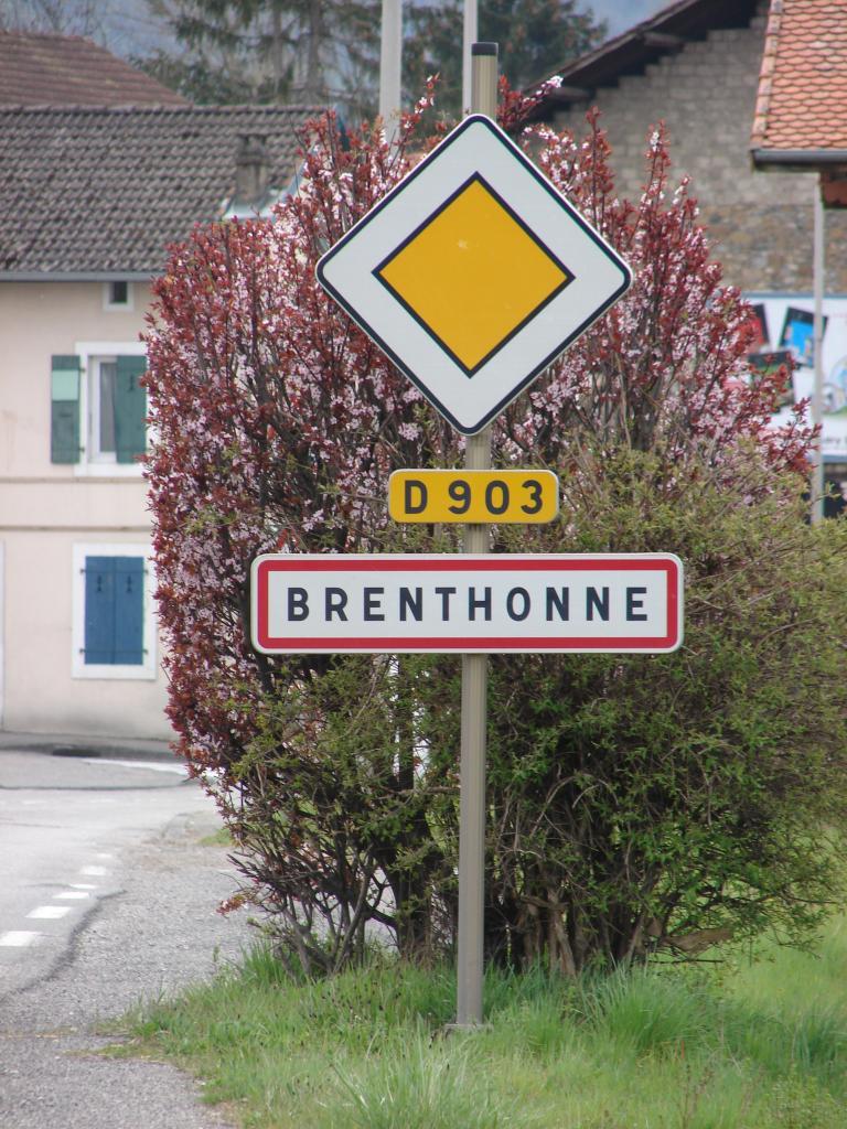 Brenthonne