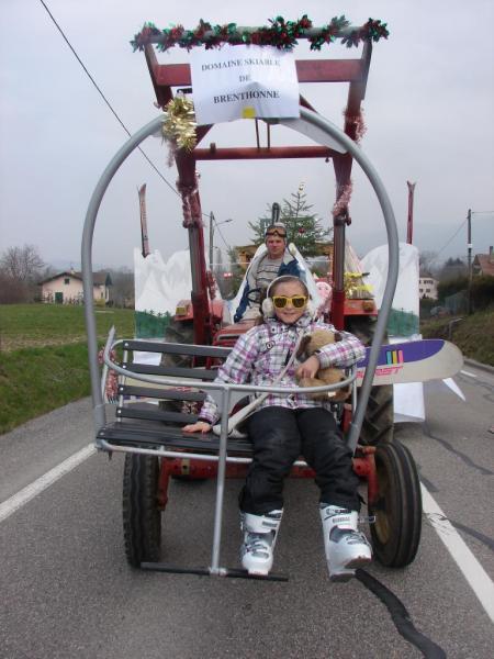 Dans le vif du carnaval