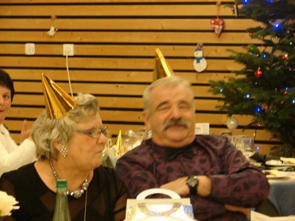 Réveillon de la Saint Sylvestre - Brenthonne 31 décembre 2016