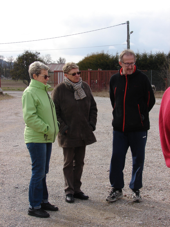 Une équipe de choc - avec la réunion des comités des fêtes de Bons et de Brenthonne