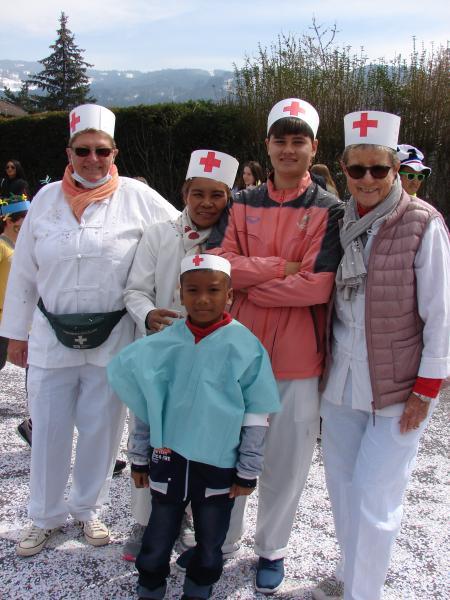 NOtre équipe d'infirmiers et infirmières