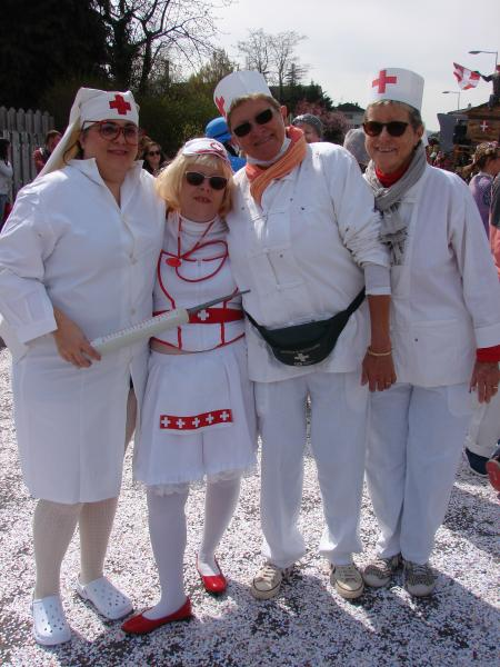Notre équipe d'infirmier et d'infirmière