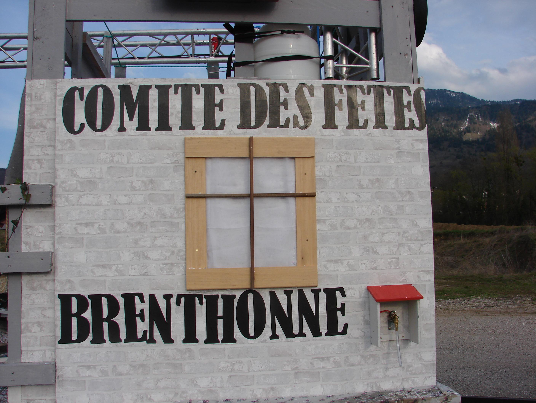 Une belle collaboration inter-comités des Fêtes :  Bons en Chablais et Brentonne