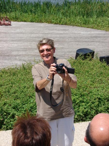 Cathy, nouvelle responsable en communication pour les groupes !