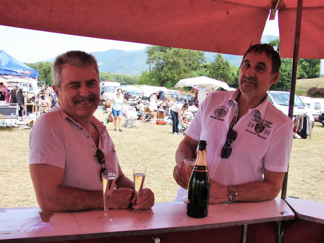Brocate à Brenthonne - Juillet 2015