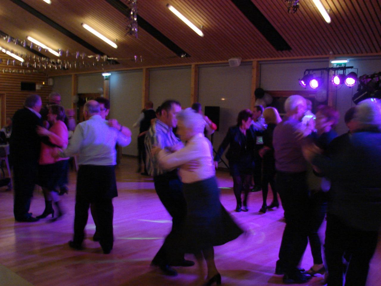 Soirée dansante et festive