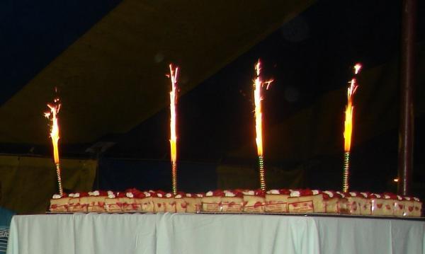 50 bougies pour le Comité des Fêtes