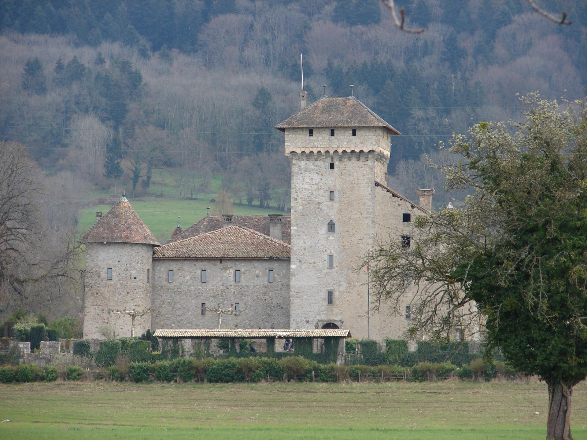 Son chateau