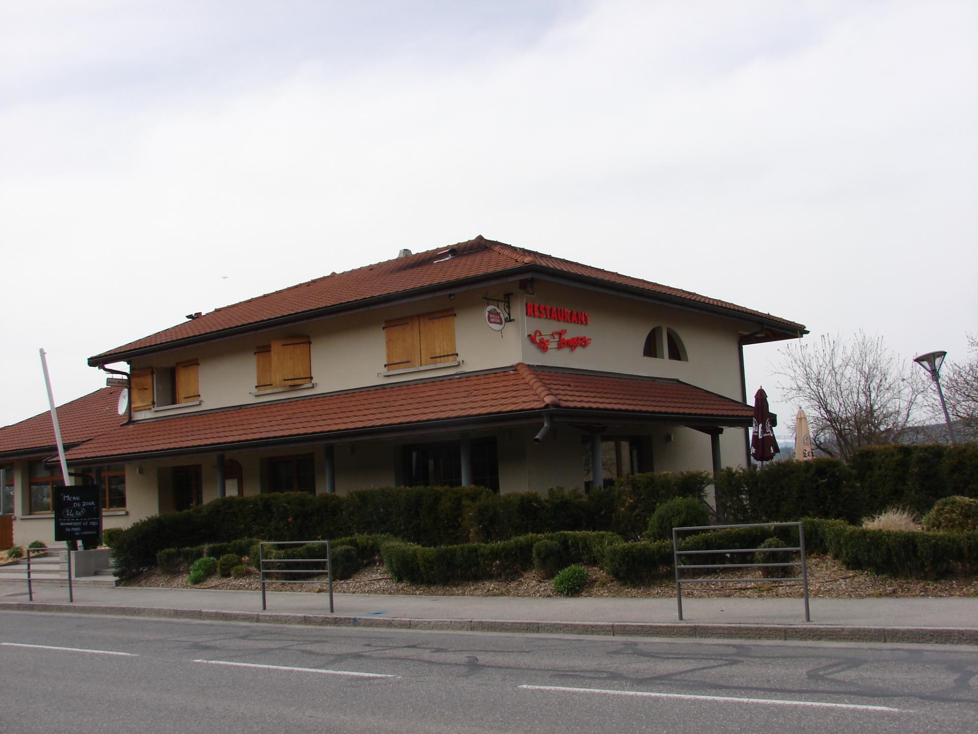 Son restaurant